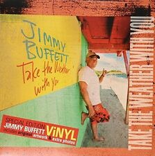 Take the Weather With You [10/2] by Jimmy Buffett (Vinyl, Oct-2015, Mailboat...