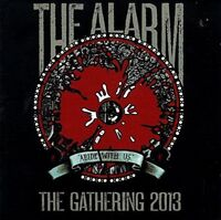 The Alarm - Abide With Us : Live At The Gathering 13 (NEW 2 x CD)