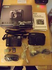 Canon PowerShot G10 14.7MP Digital Camera - Black