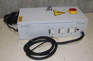 Industrial Control Panel Enclosure  - 11371 11372