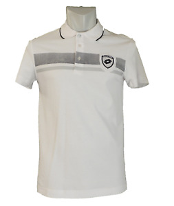 Lotto Herren Poloshirt Crown - Pique Poloshirt - Polohemd - Größe S - B5859