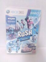 Kinect Rush: A Disney Pixar Adventure (Microsoft Xbox 360, 2012) Tested
