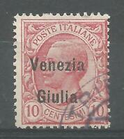ITALIE  Yt: 22 Occup. Italy - 1WW - Venezia Oblitéré / Used 1918