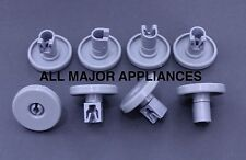 Dishlex Dishwasher Bottom Basket Wheels (pkt 8) 50286965-00/4 Suit DSF6106W
