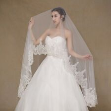 Stunning Cathedral Mantilla Veil Lace Vintage Style Extra Long