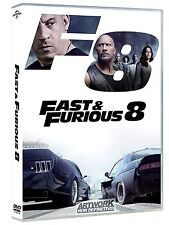 Dvd Fast & Furious 8 - (2017) ....NUOVO