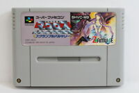 Macross Scramble Valkyrie SFC Nintendo Super Famicom SNES Japan Import US Seller