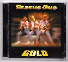 CD / STATUS QUO - GOLD / 21 TITRES (ANNEE 2001)