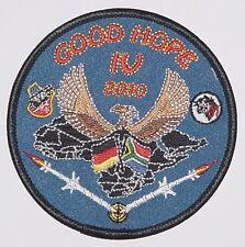 Fuerza Aérea Patch Patch Good Hope IV 2010-jabog 32 y AG 51... a2070