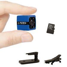 Panta Pocket Cam Minikamera Motion Sensor Micro SD Karte Ladekabel Mediashop