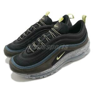 Nike Air Max 97 Newprint Ash Green Limelight Men Casual Shoes Sneaker DB4611-001