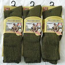 Thermal Long Socks for Mens Boot Army Military Socks Heat Max Winter Socks