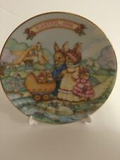 Avon Collectible Easter Plate 1991