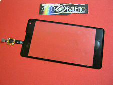 PR1 VETRO+ TOUCH SCREEN per LG OPTIMUS G E975 per LCD DISPLAY VETRINO COVER NERO