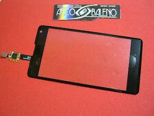 PR1 VETRO+ TOUCH SCREEN per LG OPTIMUS G E975 per LCD DISPLAY VETRINO COVER NERO