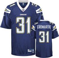 Antonio Cromartie San Diego Chargers NFL Premier Jersey Reebok 2XL NWT XXL