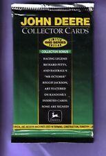 1995 Upper Deck John Deere Collector Cards Pack Fresh from Box!