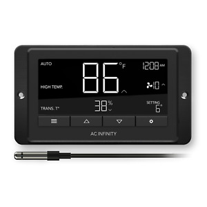 AC Infinity Controller 67 - Temperature & Humidity Controller for Grow/Hvac