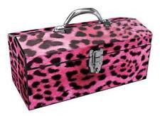 "16""PNK Leopard Tool Box,No 24-033,  SAINTY INTERNATIONAL LLC"