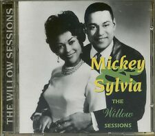CD The Willow Sessions -  Mickey & Sylvia -