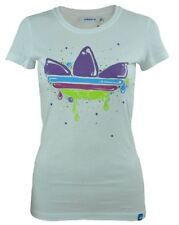 adidas Regular Size Graphic T-Shirts for Women