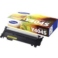 Original Samsung CLT-Y404S Toner Yellow ca. 1.000 Seiten
