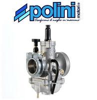 Carburateur POLINI CP Ø17.5 rigide PHBG MBK 51 PEUGEOT 103 D. 17,5 NEUF 201.1703