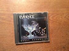 Evidence - Heavy Harmonies [CD Album] 1985  CNR 100.030 Niederlande MPO France
