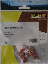FALLER 180923 Shop Equipment 00/H0 Plastic Model Rail Kit