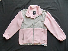 The North Face Fleece Jacket Girl's Size L Pink