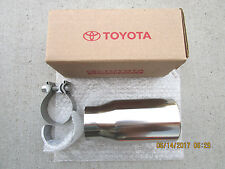 07 - 14 TOYOTA FJ CRUISER 4D SUV STAINLESS STEEL EXHAUST TIP BRAND NEW 60090