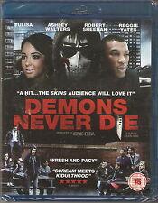 DEMONS NEVER DIE - Tulisa, Ashley Walters, Reggie Yates (NEW/SEALED BLU-RAY '12)