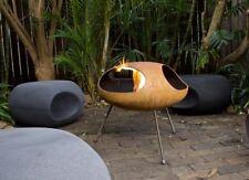 The Firepod Outdoor Fireplace - firepit chiminea  SUMMER SALE