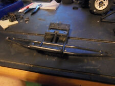 RC  TRAXXAS buggy  vintage  THE CAT,  nice  front  bumper ........1987 >  1:10