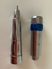 DENTAL EQUIPMENT - Star Titan-3 Low Speed Motor and Straight Nose Cone