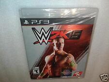WWE 2K15  Playstation 3 Ps3 New Sealed