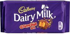 Cadbury Dairy Milk Crunchie (200g) - Pack of 6