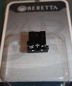 new Beretta Factory E00169 92/96 Series Target Adjustable Rear Sight 92FS M9