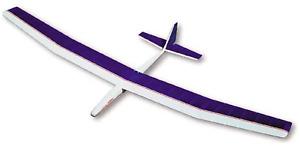 Sig Riser 100 S/Plane Kit 100 Ws 2 PcWing, #SIGRC62