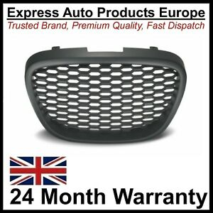 Honeycomb Debadged Grille Mesh Grill SEAT Leon 1P1 5/2005-3/2009