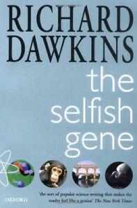 The Selfish Gene,Richard Dawkins