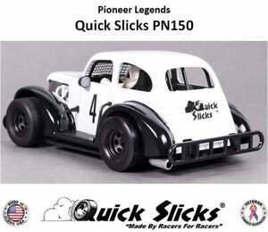 Quick Slicks PN150XF (X-Firm) Silicone Tires For Pioneer Legends