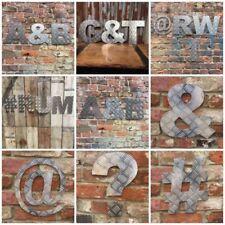 Rustic Decorative Numbers