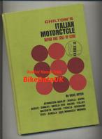 Chiltons Manual (1968) Aermacchi Ducati Cimatti Gilera Benelli Minarelli CG41