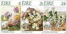 57271 - IRELAND Eire - POSTAL HISTORY:set of 3  MAXIMUM CARD 1988 - FLOWERS