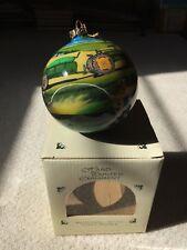 "John Deere Ornament Walter Haskell Hinton's ""Turtle Trouble"" NIB"