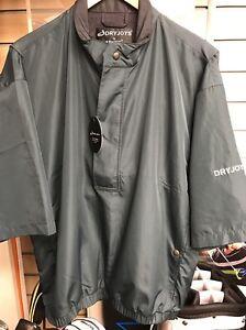 Footjoy Dryjoy S/S Waterproof Jacket