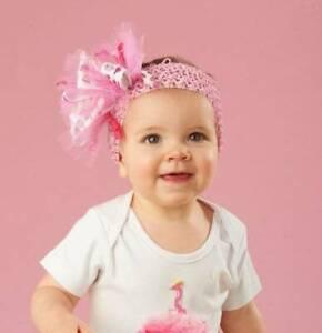 Mud Pie Pink Birthday Cupcake Headband