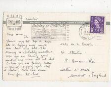 Holiday At Dunoon 1967 Postmark Slogan 463b
