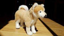 Kosen Shiba InuDog Plush Toy - Beautiful Craftsmanship Perfect Condition Preown